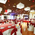 Salón celebraciones boda china