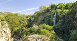 Cascada de Los Infiernos en Loja