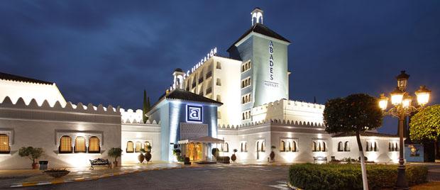 hotel en Sevilla Abades Benacazón