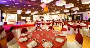 Salón de boda en Sevilla