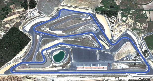 Circuito de Monteblanco