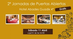 Jornadas de puertas Abades Guadix